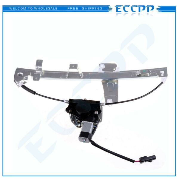 Power Window Regulator With Motor for Jeep Grand Cherokee Front Passenger Side
