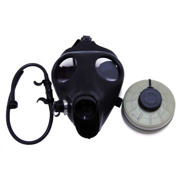 Israeli Adult Civilian Gas Mask amp; Standard 40mm Filter emergency survival NEW $58.99