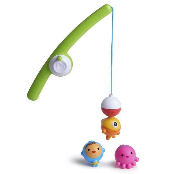 Fishing Bath Toy Baby Infant Tub Water Magnetic