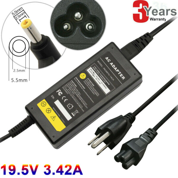AC Adapter Charger Power Supply for Gateway MS2273 MS2274 MS2285 NV7310u NV7318u