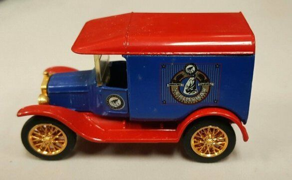 1989 Matchbox 1921 Ford Model T Delivery Truck -Scrimshaw Beer North Coast Brew