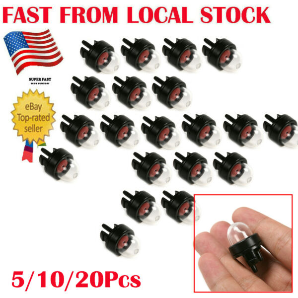 Snap In Primer Bulb Pump Bulbs For Craftsman Chainsaw Blower Hedge Trimmer