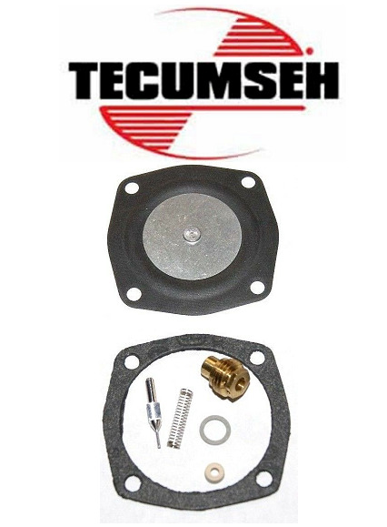 Carb Kit For Tecumseh Jiffy Ice Auger Model 30 And 31
