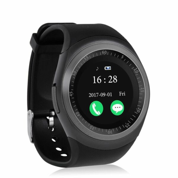 Y1 Waterproof Bluetooth Smart Watch For Android Huawei Xiaomi Samsung LG 3C