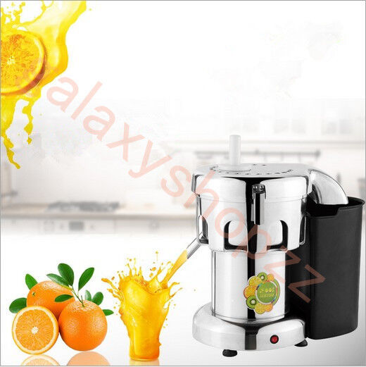 Stainless steel Professional Commercial Juice Extractor Vegetable JuicerB2