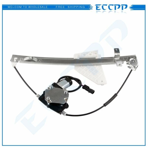 Power Window Regulator for 1999-2000 Jeep Grand Cherokee Rear Left with Motor
