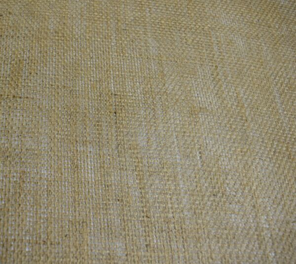 Burlap Natural Fabric Jute 10 Oz Vintage Upholstery 40quot; Wide By The Yard