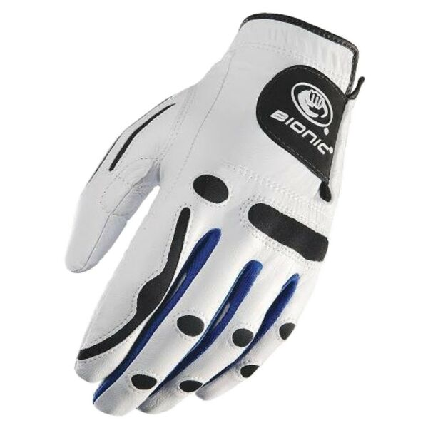 NEW Bionic PerformanceGrip Ball Marker Leather Golf Gloves Pick Size