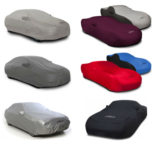 Coverking Custom Vehicle Covers For Triumph - Choose Material And Color