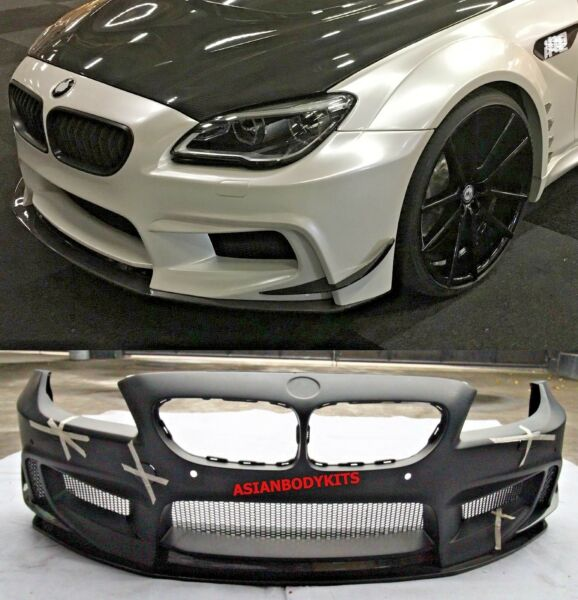 for BMW 6 series F12 F13 WIDE BODY KIT M6 (PD-style ) 2011-2017