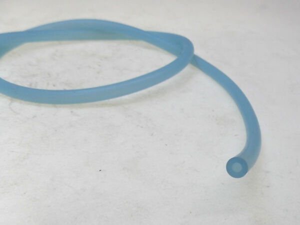 Model Engine Blue Silicone Fuel Tubing Line standard size for 18