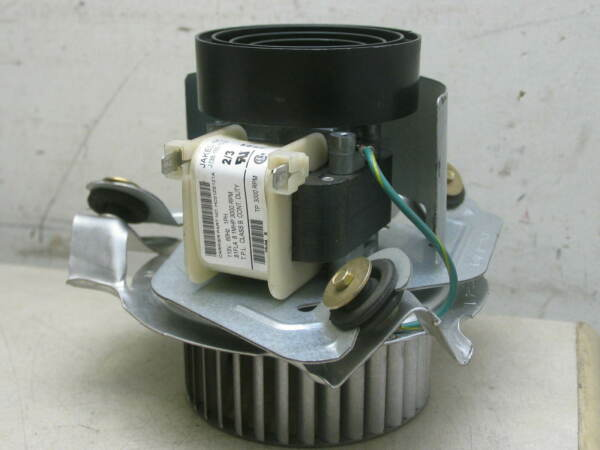 JAKEL J238-100-10108 Draft Inducer Blower Motor Assembly HC21ZE121A