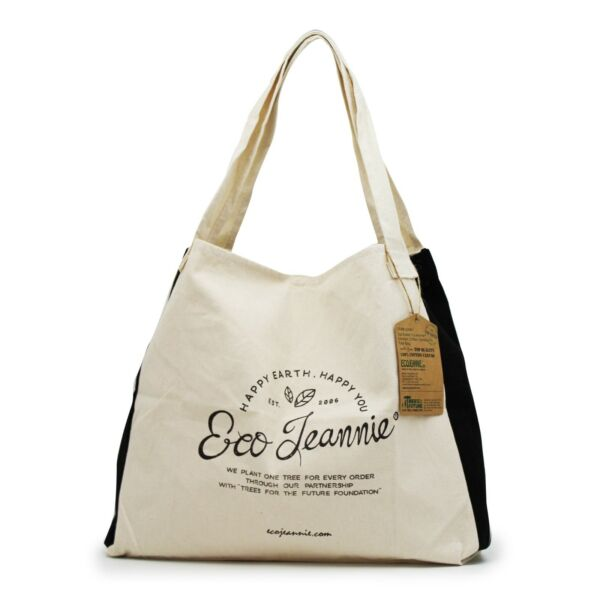 Custom Printed Light Weight Canvas Bags - Wholesale Logoed Eco-Friendly Bags