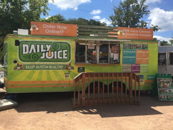 20' Food Trailer  Coffee Smoothie Shaved Ice Concession