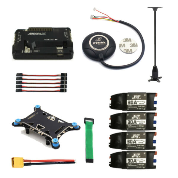 4-axis RC Helicopter Electronic Parts  Multicopter Flight Controller 7M GPS