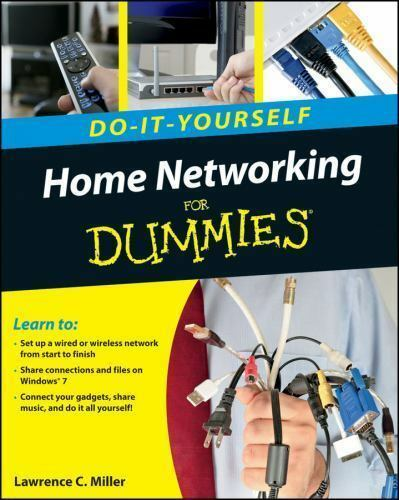 Home Networking Do-It-Yourself For Dummies-ExLibrary