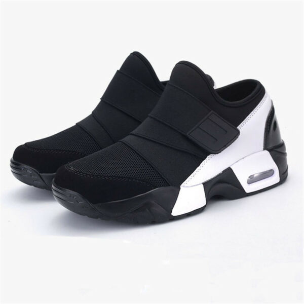 Men's Casual Sneakers Shoes Running Outdoor Walking Athletic Sport Wear High Top