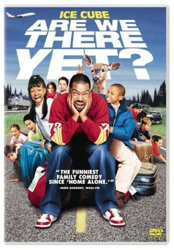 Are We There Yet? DVD VERY GOOD $3.98