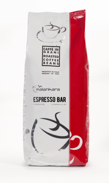 malankara Espresso Bar in Whole Beans Coffee from Italy (Box with 22lbs)