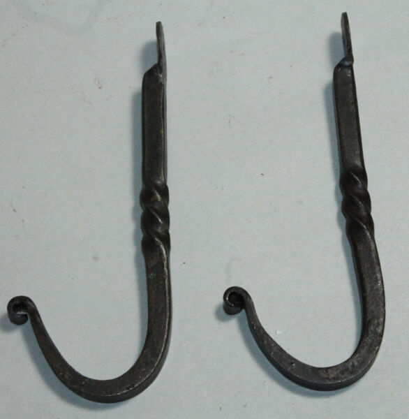 2 HAND FORGED 5