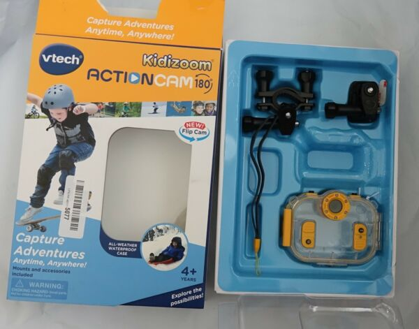 VTech Kidizoom Action Cam 180 ACCESSORIES ONLY, NO CAMERA