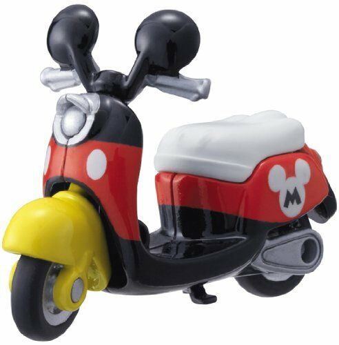 Model_kits Tomy Tomica Disney Motors DM-13 Chim Chim Scooter Mickey Mouse SB