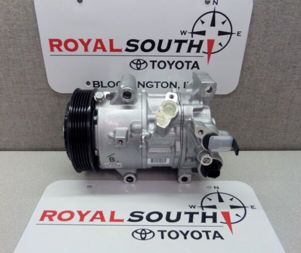 Toyota Corolla 14-19 Air Conditioning AC Compressor Genuine OE OEM