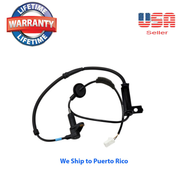 ABS Speed Sensor Rear Left Fits: 01-06 Hyundai Santa Fe