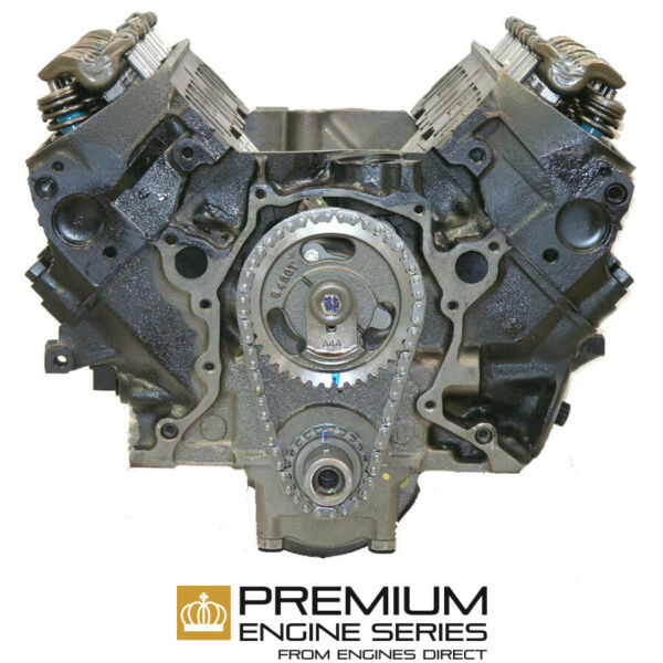 Lincoln 302 Engine 5.0 H.O. 1988-92 Mark VII New Reman OEM Replacement