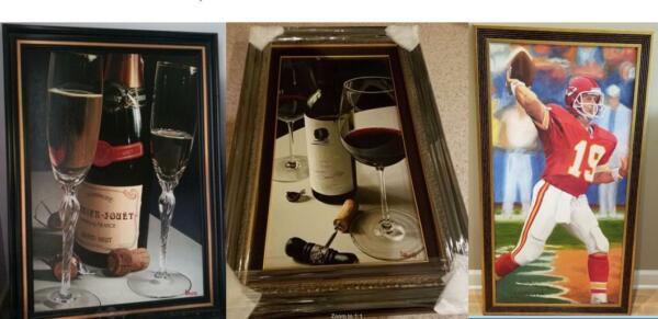 Major Thomas Arvid Original Painting Collection!  Unbelievable Value!!!