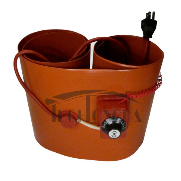 Temperature Control Oil Tank Drum Barrel Band Heater Different Type Available