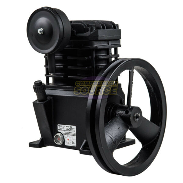2HP Replacement Air Compressor Pump for Campbell Hausfeld VT4823 Cast Iron $189.95