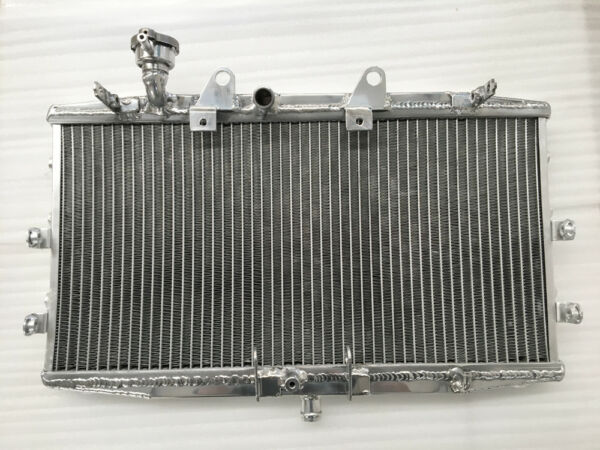 Alloy Aluminum Radiator For 2008 Triumph Rocket 3 2006 2004-2017