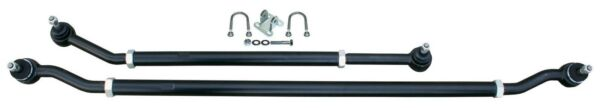 CURRIE CURRECTLYNC EXTREME DUTY STEERING SYSTEM,07-18 JEEP JK,DRAG LINK,TIE ROD