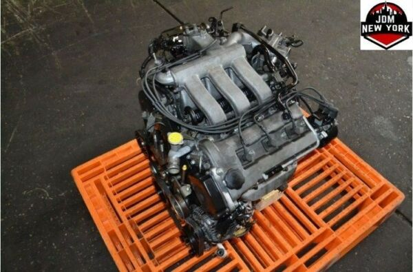 MAZDA 626 MX6 MILLENIA FORD PROBE 2.5L V6 CURVED NECK ENGINE JDM KL-DE KL01 CAMS