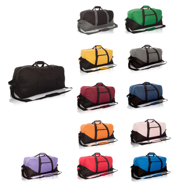 DALIX 25quot; Big Adventure Large Gym Sports Duffle Bags $16.95