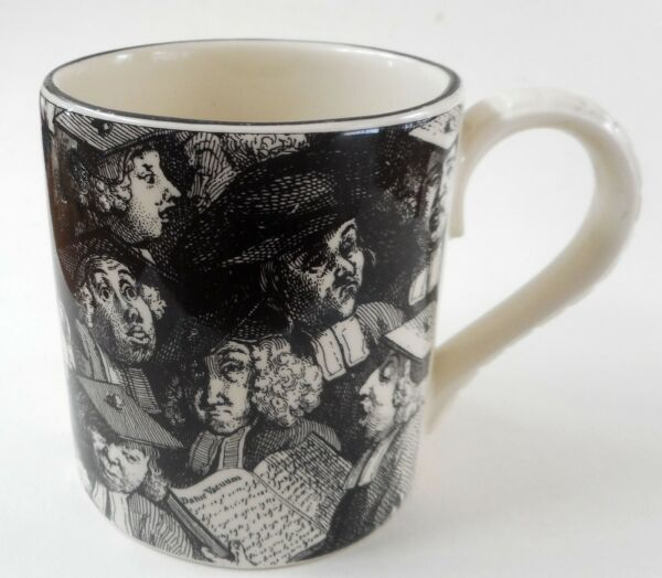 Oxford Mug England Bodleian Library UK Coffee Cup THE LECTURE 4