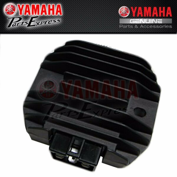 NEW YAMAHA RECTIFIER REGULATOR SEE DESCRIPTION FOR FITMENTS 4JH 81960 01 00 $149.99