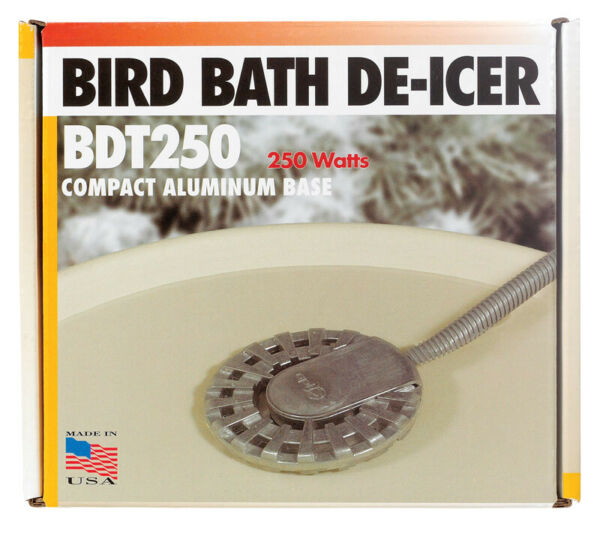 Allied  Bird Bath De-IcerHeater