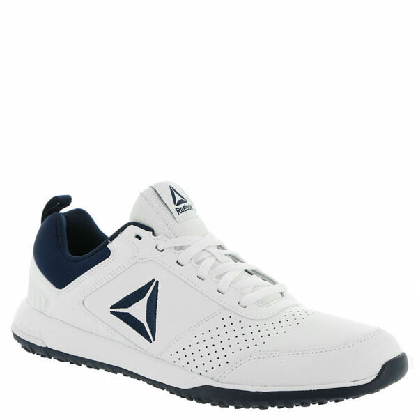 New Reebok Men's CXT TR Athletic Shoes Training Sneaker White Leather