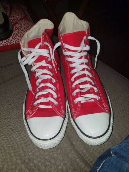 Converse CHUCK TAYLOR All Star High Top men's Canvas Shoes Sneakers NEW, size 15