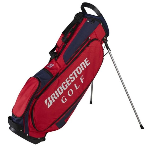 NEW Bridgestone Golf Lightweight Stand / Carry Bag 4-way Top - Pick the Color!!
