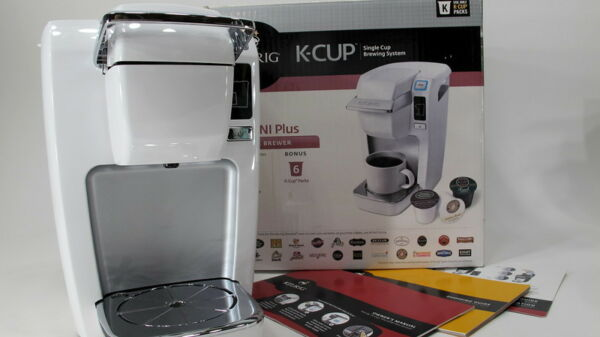 Keurig K10 Mini Plus Single Cup Coffee Brewer - Excellent Condition!!!