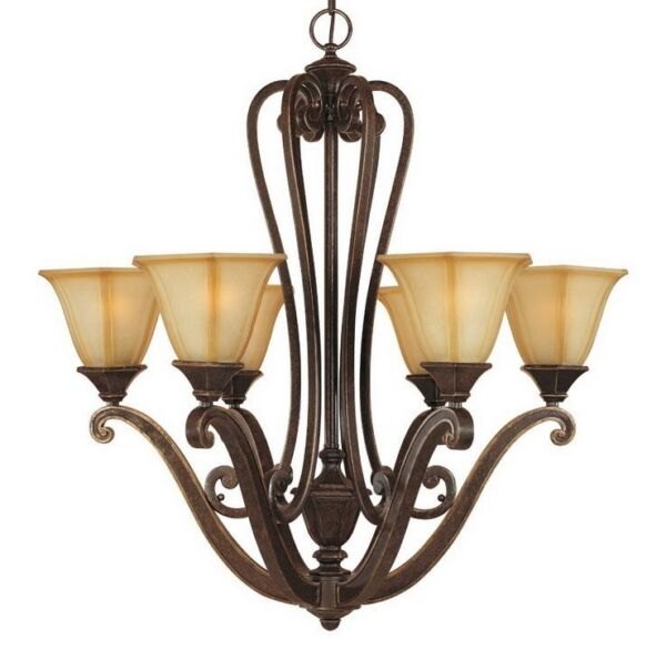 Designers Fountain Lighting Hanging Chandelier Hall Foyer Entry Stairs Light