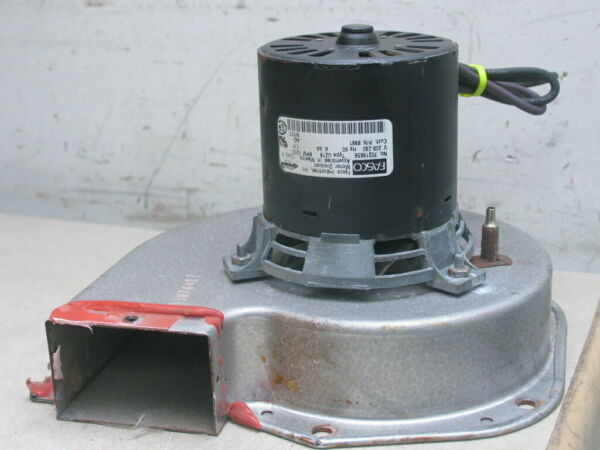 FASCO 7021-9656 Draft Inducer Blower Motor Assembly 026-33999-001 70219656