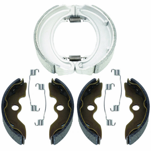 for Honda TRX300 Fourtrax 300 1988-2000 Front and Rear Brake Shoes