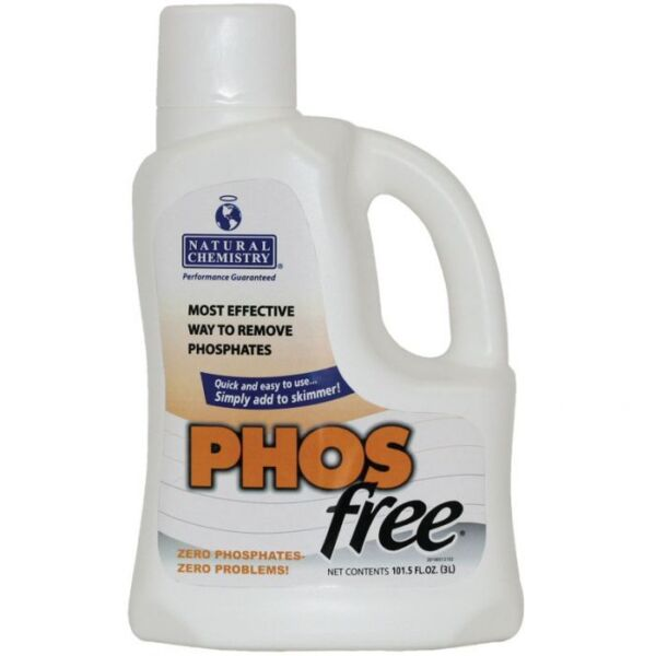 Natural Chemistry PHOSfree 3 Liter $67.12