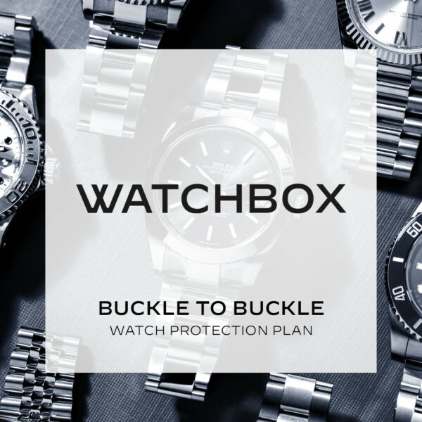 WatchBox Buckle to Buckle 3-Year Warranty Watches From $20000 - $24999.99