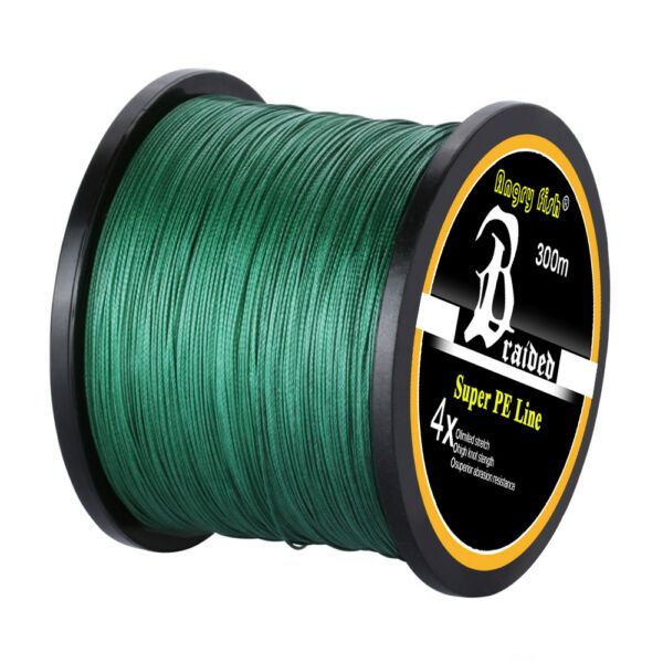 Super Strong PE Spectra Braided Fishing Line 48 Strands 3005001000M 12-100LB