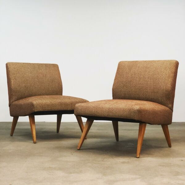 Paul McCobb  Planner Group Modular Seating  Mid Century Chair